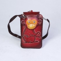 Large Smart Phone Case Monkey